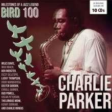 Charlie Parker (1920-1955): Bird 100 (20 Original Albums On 10 CDs), 10 CDs