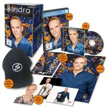 Sandro (Schlager): Rendezvous (Limited-Fanbox), 1 CD und 1 DVD