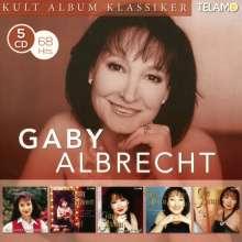 Gaby Albrecht: Kult Album Klassiker, 5 CDs