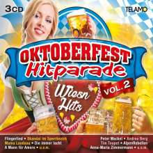 Oktoberfest Hitparade: Wiesn Hits Vol.2, 3 CDs