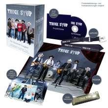 Truck Stop: Ein Stückchen Ewigkeit (Limited-Deluxe-Box), 2 CDs und 1 Merchandise