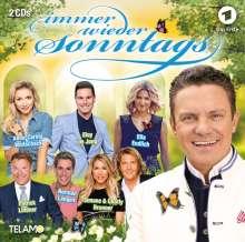 Filmmusik: Immer wieder Sonntags, 2 CDs