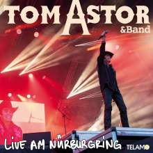 Tom Astor: Live am Nürburgring, CD