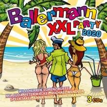 Ballermann XXL Party 2020, 3 CDs