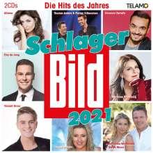 Schlager BILD 2021, 2 CDs