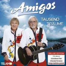 Die Amigos: Tausend Träume (Deluxe Edition), 2 CDs