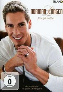 Norman Langen: Die geilste Zeit, DVD
