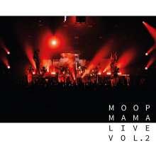 """Moop Mama: Live Vol. 2, 1 LP und 1 Single 7"""""""