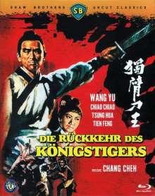 Die Rückkehr des Königstigers (Blu-ray), Blu-ray Disc