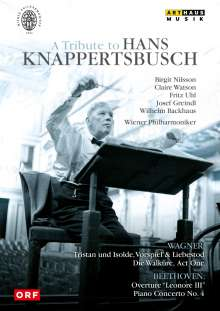 A Tribute to Hans Knappertsbusch, DVD