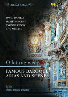 Great Arias - Famous Baroque Arias and Scenes, DVD