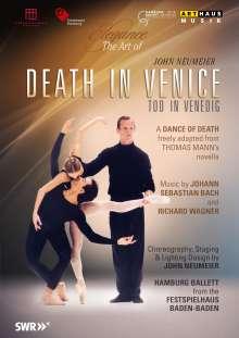 John Neumeier - Tod in Venedig, DVD