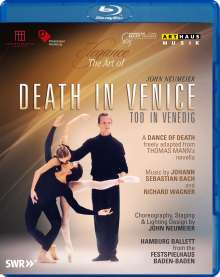 John Neumeier - Tod in Venedig, Blu-ray Disc