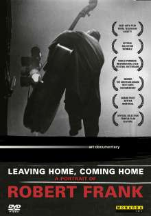 A Portrait of Robert Frank - Leaving Home, Coming Home (OmU), DVD