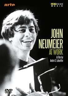 John Neumeier At Work (Dokumentation), DVD