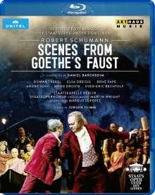 Robert Schumann (1810-1856): Szenen aus Goethes Faust, Blu-ray Disc