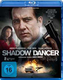 Shadow Dancer (Blu-ray), Blu-ray Disc