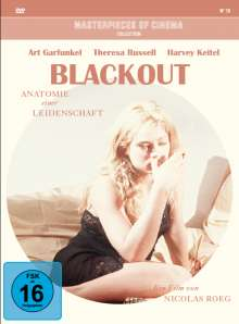 Black Out - Anatomie einer Leidenschaft, DVD