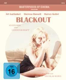Black Out - Anatomie einer Leidenschaft (Blu-ray), Blu-ray Disc