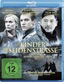 Die Kinder der Seidenstrasse (Blu-ray), Blu-ray Disc