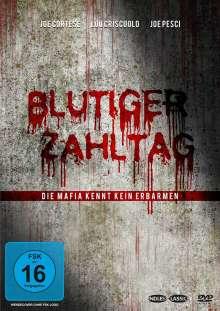 Blutiger Zahltag, DVD