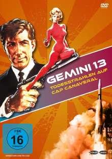 Gemini 13 - Todesstrahlen auf Kap Canaveral, DVD