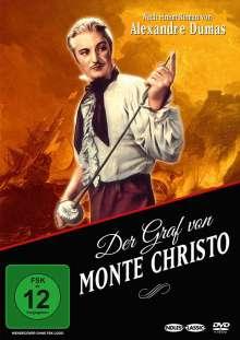 Der Graf von Monte Christo (1934), DVD
