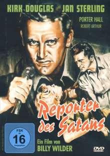 Reporter des Satans, DVD