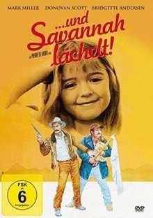...und Savannah lächelt!, DVD
