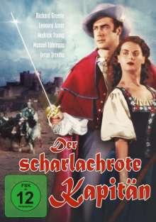 Der scharlachrote Kapitän, DVD