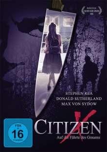 Citizen X, DVD