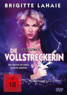 Die Vollstreckerin, DVD
