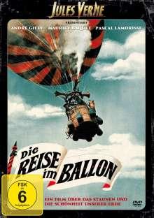Die Reise im Ballon, DVD