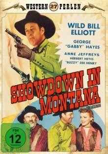 Showdown in Montana, DVD
