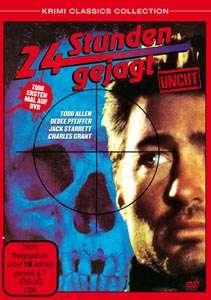 24 Stunden gejagt, DVD
