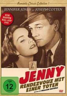 Jenny - Rendezvous mit einer Toten, DVD