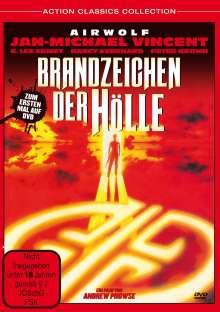 Brandzeichen der Hölle, DVD