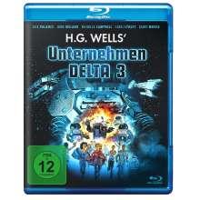 Unternehmen Delta 3 (Blu-ray), Blu-ray Disc