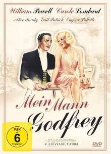 Mein Mann Godfrey, DVD