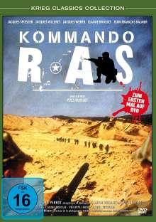 Kommando R.A.S., DVD