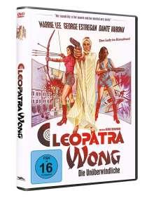 Cleopatra Wong - Die Unüberwindliche, DVD