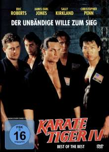 Karate Tiger 4 - Best of the Best, DVD