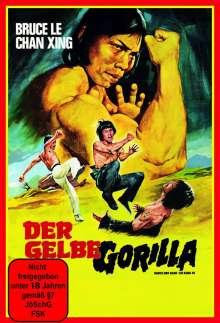 Der gelbe Gorilla, DVD