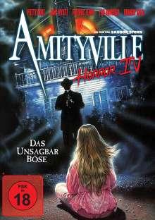 Amityville Horror IV - Das unsagbar Böse, DVD