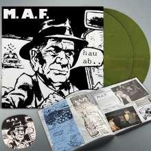 M.A.F.(Mut Aus Flaschen): Hau Ab.., 2 LPs