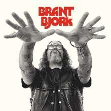 Brant Bjork: Bjork, Brant (Limited Edition) (White/Red Ink Spot Vinyl), LP