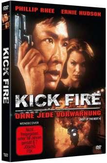 Kick Fire - Ohne jede Vorwarnung, DVD