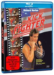 The Kick Fighter (Blu-ray), Blu-ray Disc