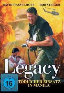 Legacy - Tödlicher Einsatz in Manila, DVD