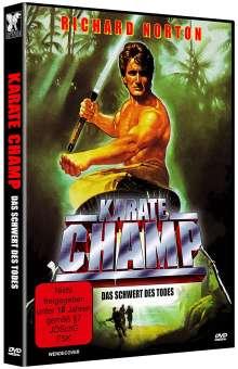 Karate Champ, DVD